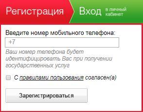 Регистрация на Госуслуги РТ