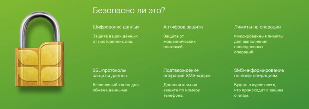 Интернет-банк - Безопасность