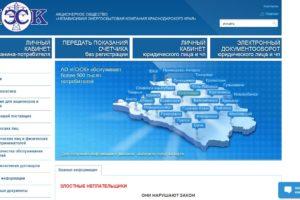 Официальный сайт НЭСК