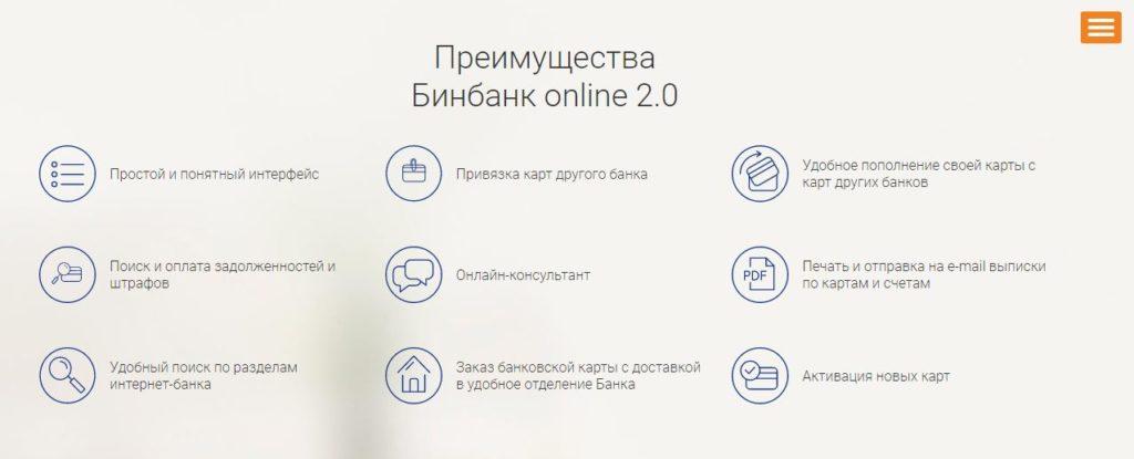 Преимущества интернет-банка от МДМ Банк