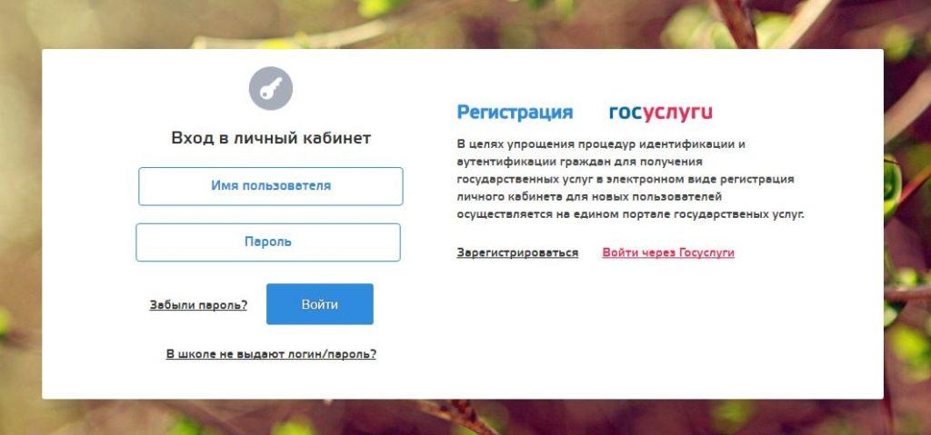 Официальный сайт cabinet.ruobr.ru
