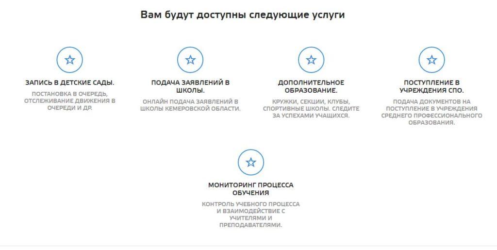 cabinet.ruobr.ru - Услуги