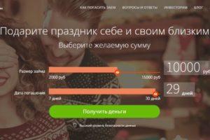 Официальный сайт Кредито24 ру