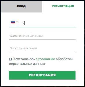 Регистрация на официальном сайте Зонателеком