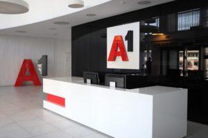 Центр продаж А1